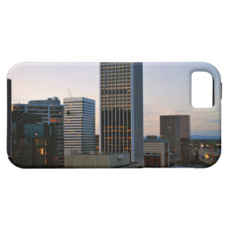 Portland Oregon Skyline at Dusk iPhone 5 Cover
