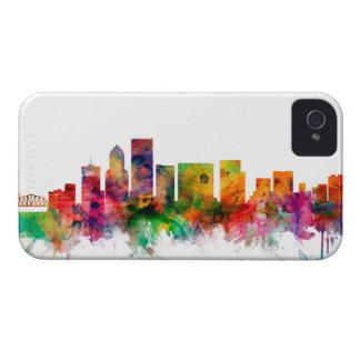 Portland Oregon Skyline Case-Mate iPhone 4 Cases