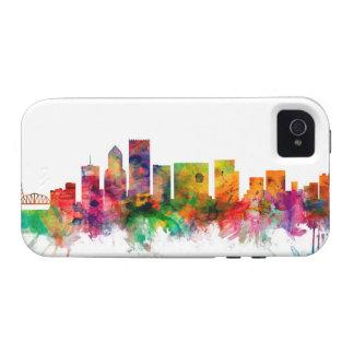 Portland Oregon Skyline iPhone 4 Cover