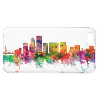 Portland Oregon Skyline iPhone 5C Covers
