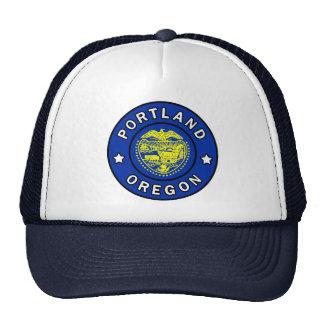 Portland Oregon Trucker Hat