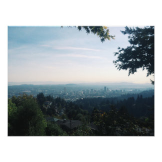 Portland Photo Print