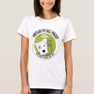 Portland Pit Bull Project Fun Products T-Shirt
