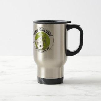 Portland Pit Bull Project Fun Products Travel Mug