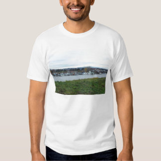 Portland River Water T Shirts