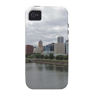 Portland Skyline iPhone 4 Case