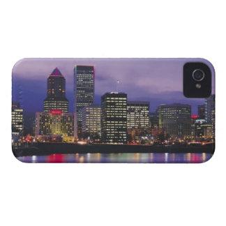 Portland Skyline iPhone 4 Case-Mate Case