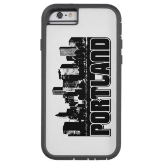 Portland Skyline Tough Xtreme iPhone 6 Case