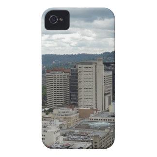 Portland Skyline iPhone 4 Cover