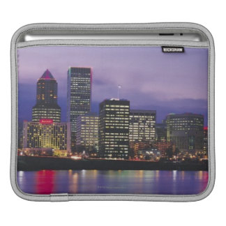 Portland Skyline iPad Sleeve