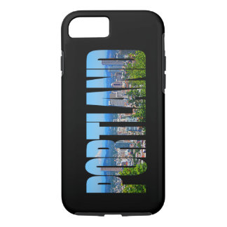 Portland Skyline iPhone 7 case