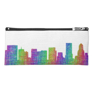 Portland skyline pencil case