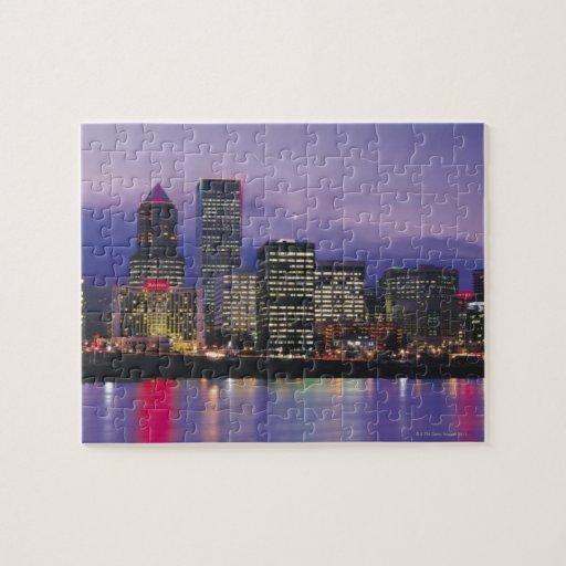 Portland Skyline Puzzles