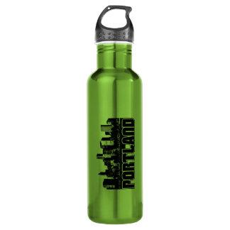 Portland Skyline Stainless Steel Water Bottle
