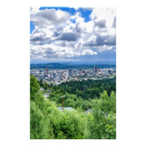 Portland Skyline Stationery