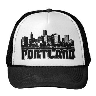 Portland Skyline Trucker Hat