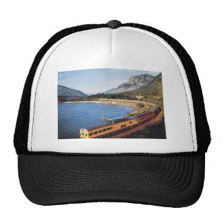 Portland Streamliner, Columbia River Gorge Vintage Trucker Hat