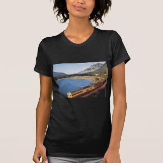 Portland Streamliner, Columbia River Gorge Vintage T-Shirt