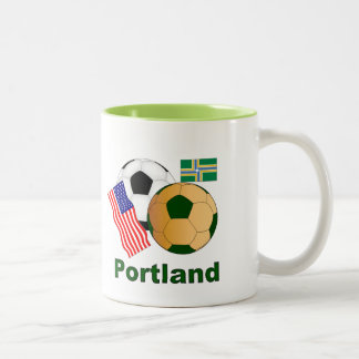 Portland Two-Tone Coffee Mug