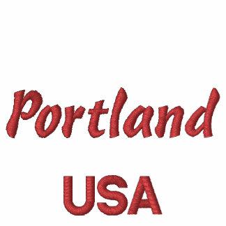 Portland USA Hoodie