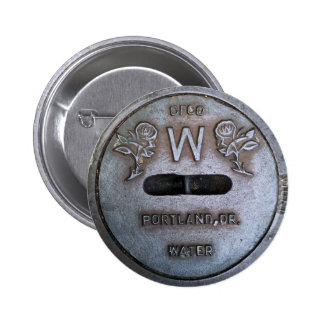 Portland Water Cover Pin