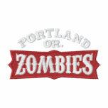 Portland Zombies Hoodie 2