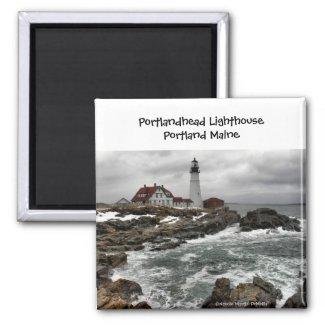 Portlandhead Lighthouse-Magnet magnet