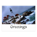 Portlandhead Lighthouse-Postcard