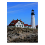 Portlandhead Lighthouse-Vertical Postcard