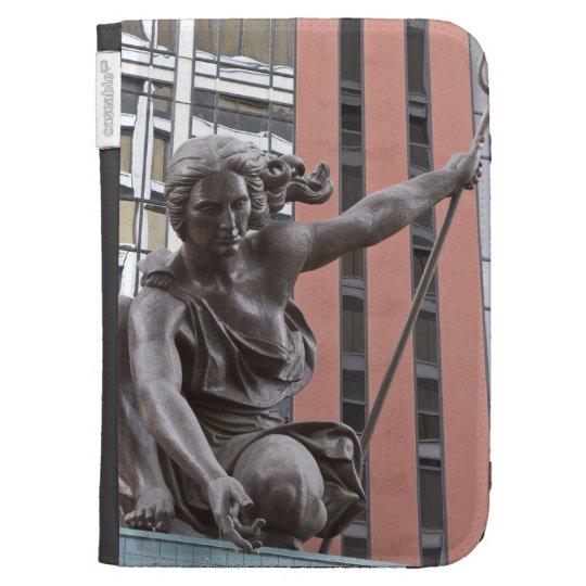 Portlandia statue, Portland, Oregon Kindle Cover