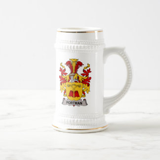 Portman Family Crest Mugs