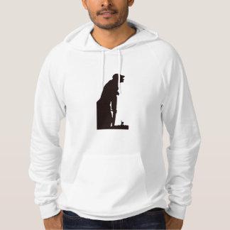 Portman Longshoreman Fitted Hooded Sweatshirt