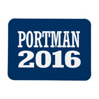Portman - Rob Portman 2016 Magnet