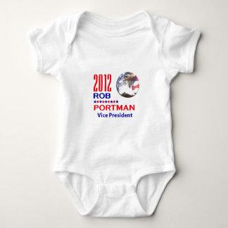 Portman VP 2012 Baby Bodysuit
