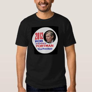 Portman VP 2012 Shirt