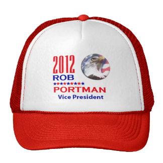 Portman VP 2012 Trucker Hat