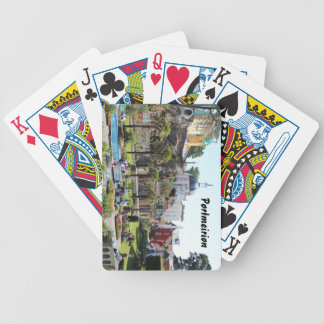 Portmeirion Centre View Bicycle Playing Cards