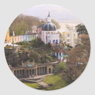 Portmeirion Classic Round Sticker