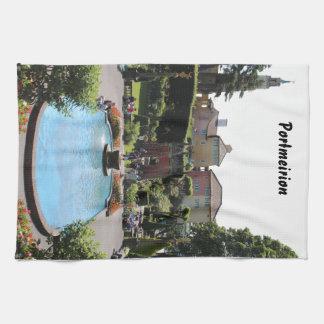 Portmeirion Fountain Towel