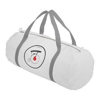 Portmeirion Prisoner Pennyfarth Escape Gym Bag