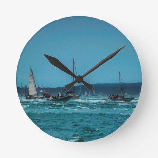 Portmouth Harbour Boat Race Round Clocks