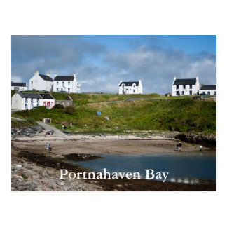 Portnahaven Bay, Islay Postcard