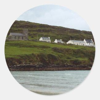 Portnoo Co Donegal Irlanda Etiqueta