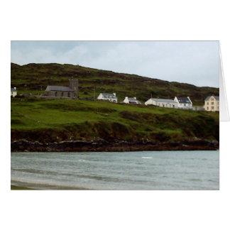 Portnoo Co Donegal Irlanda Tarjeton