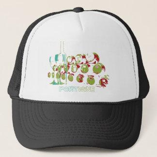PORTO00013 TRUCKER HAT