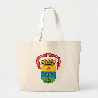 Porto Alegre Coat of Arms Tote Bags