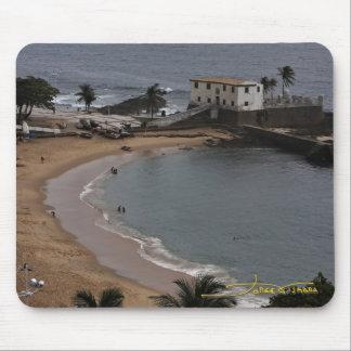 Porto da Barra Mouse Pad