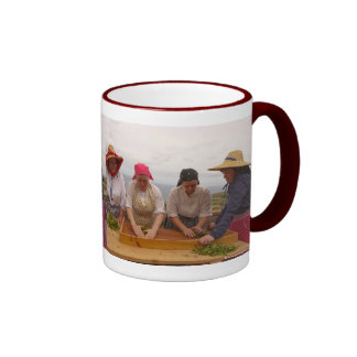 Porto Formoso tea gardens Ringer Coffee Mug