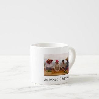 Porto Formoso tea gardens 6 Oz Ceramic Espresso Cup
