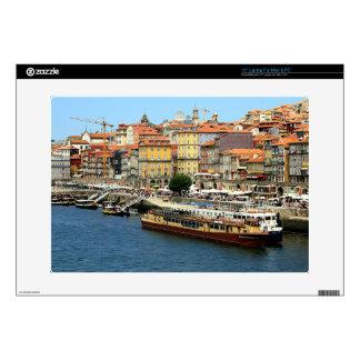 "Porto, Portugal 15"" Laptop Decal"